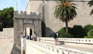 Dubrovnik Ploce entrance