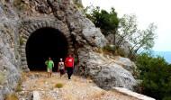 Kameni Dvori Konavle Tunnel pass