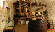 Kameni Dvori old Tavern Wine cellar