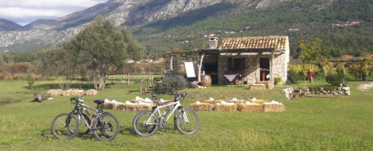 Dubrovnik Countryside by Bike