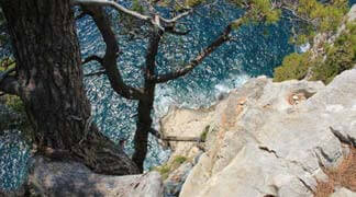 The great Konavle Cliffs -Sights and Sounds of south Croatia