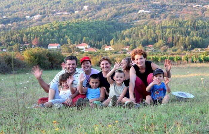 Family Ivo Mujo