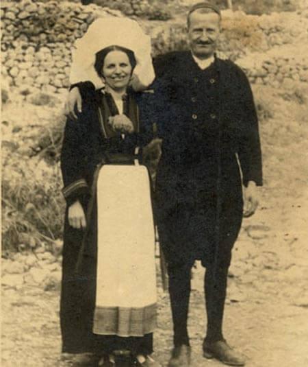 Family Mujo 1938