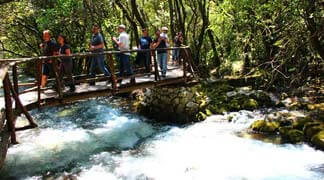 River Ljuta - Konavle area Sightseeing, Sights and Sounds of south Croatia