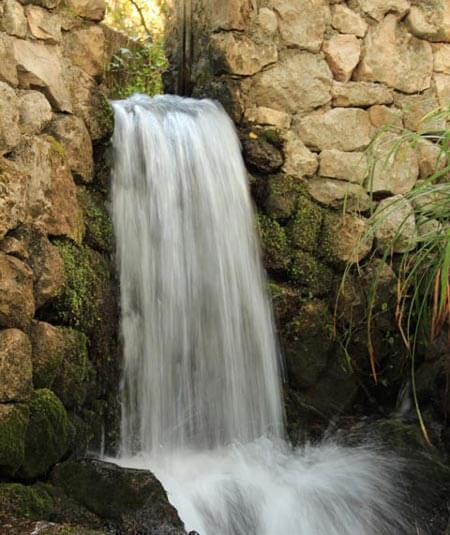 Konavle River Ljuta falls