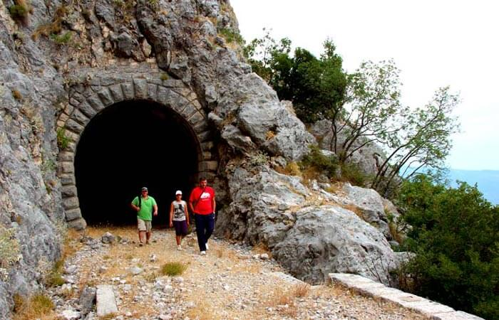 Konavle Tunnel pass