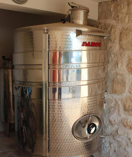 Konavle Wine Storage