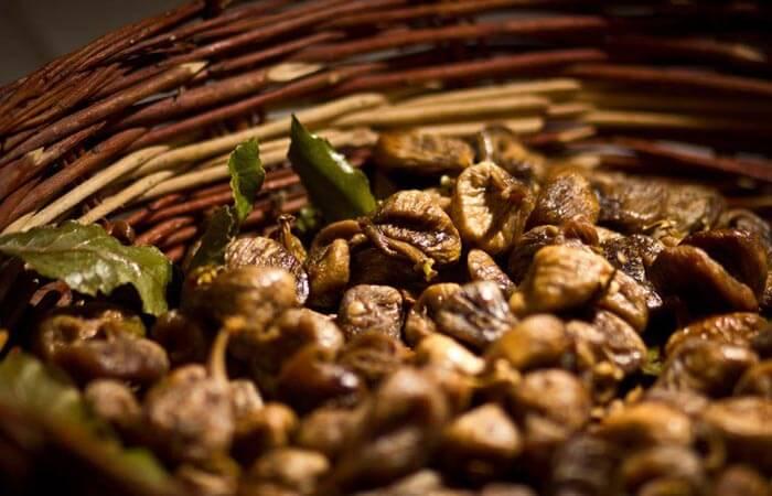 Kameni Dvori Konavle local cuisine suhe smokve