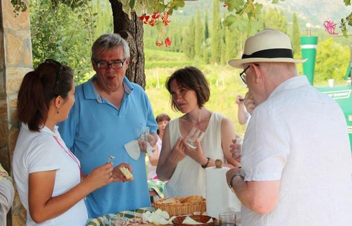 Konavle wine route gastronomy