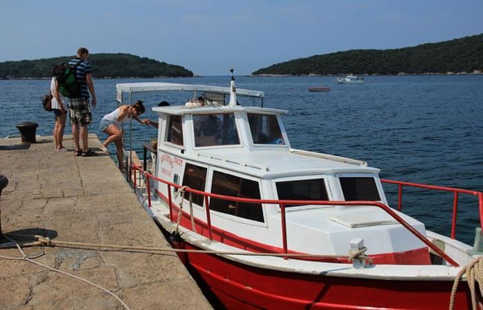 Molunat Boat dock