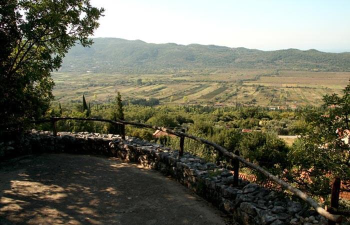 Kameni Dvori Property Outdoor Valley view