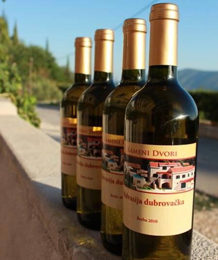 Wine Malvasija