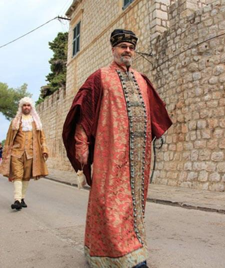 KD Konavle historical costume