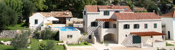 Holiday villa rental, Living Room, Konavle, Dubrovnik, Croatia