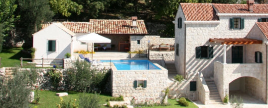 Villas with Swimming Pools in Croatia