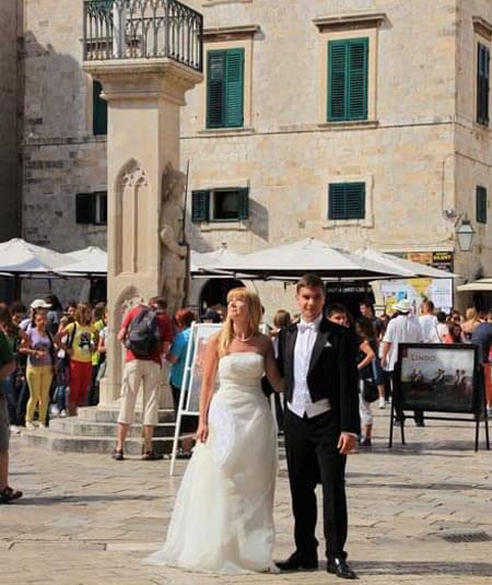 Unique Events-Wedding in Dubrovnik